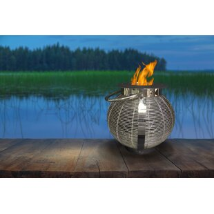 Inexpensive Jupiter Metal Lantern By Anywhere Fireplace