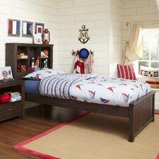 Wilbur Bookcase Bed by Viv + Rae