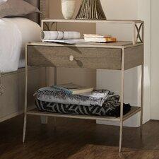 Elixir Leg 1 Drawer Nightstand by Hooker Furniture