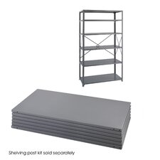 Dark Gray Shelving Units? by Safco Products Company