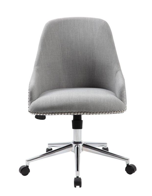 Mercury Row Ried Mid Back Desk Chair Reviews Wayfair