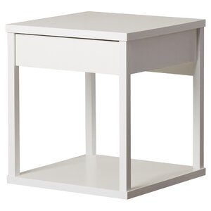 Maxon End Table with Drawer by Varick Gallery