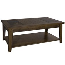 Hearthstone II Occasional Coffee Table by Wildon Home