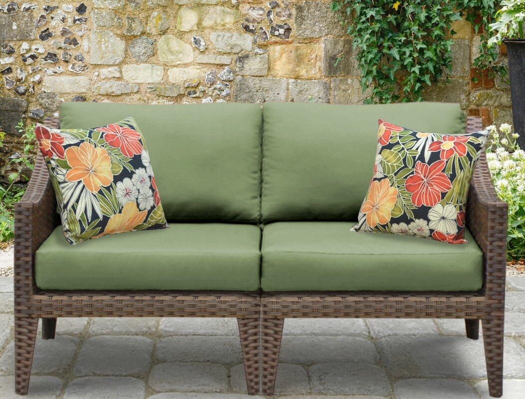 ... Outdoor Lounge Furniture · Outdoor Loveseats; Brown Outdoor Loveseats.  Default_name