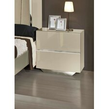 Marley 2 Drawer Nightstand by Wade Logan