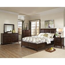 Justine Platfrom Customizable Bedroom Set by Imagio Home by Intercon