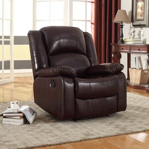 Parsonsfield Glider Recliner by Andover Mills