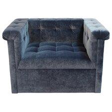 Capehart Swivel Velvet Armchair by Brayden Studio