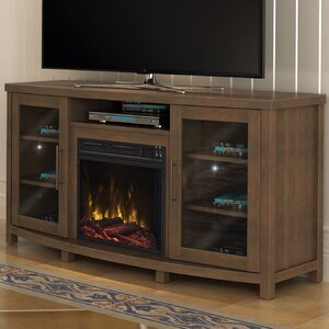 Colegrove TV Stand with Fireplace by Darby Home Co