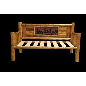 barnwood daybed frame