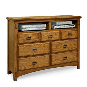Pasilla 7 Drawer Media Chest by Imagio Home by Intercon