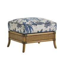 Twin Palms Seagate Ottoman by Tommy Bahama Home