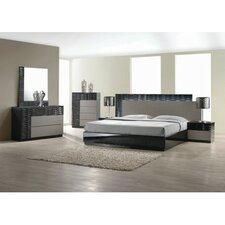 Arabian Platform 5 Piece Bedroom Set