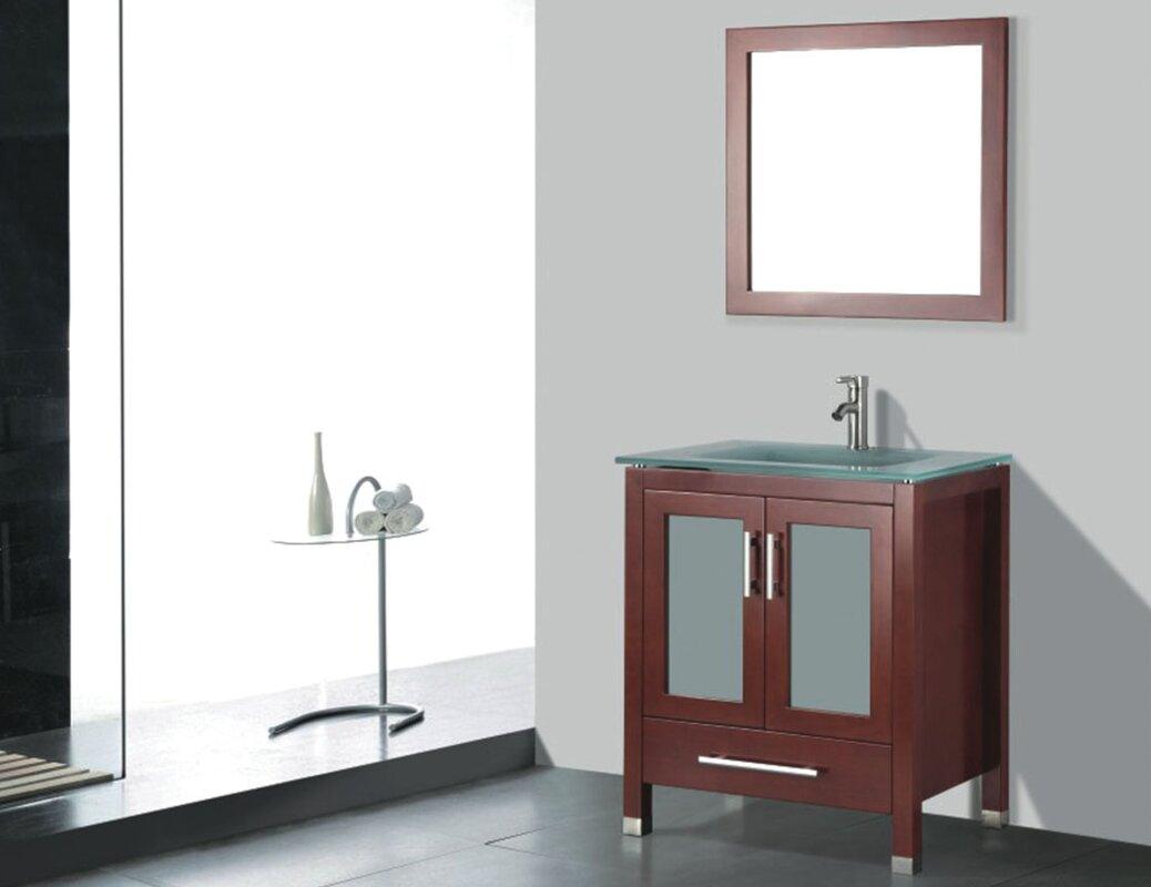 Yosemite Home Decor 24 Single Bathroom Vanity Set Andover Mills