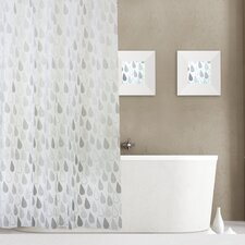 carothers raindrops 13 piece shower curtain set