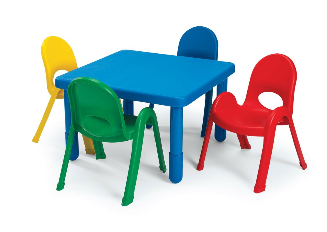 Superb Kids Table And Chair Set