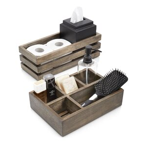 2-Piece Dani Bathroom Accessory Set