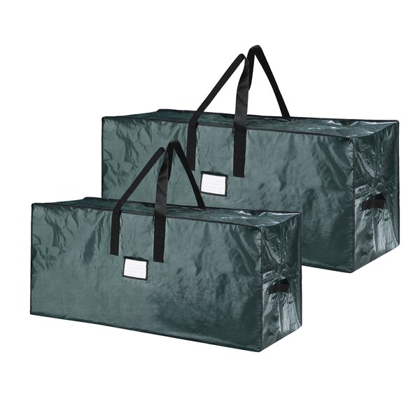 Christmas Tree Storage Bag (Set of 2) by The Holiday Aisle