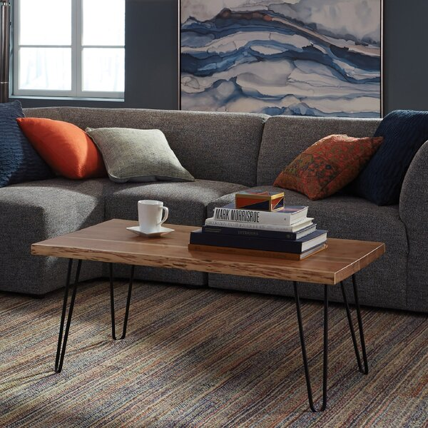 Tindle Coffee Table by Union Rustic