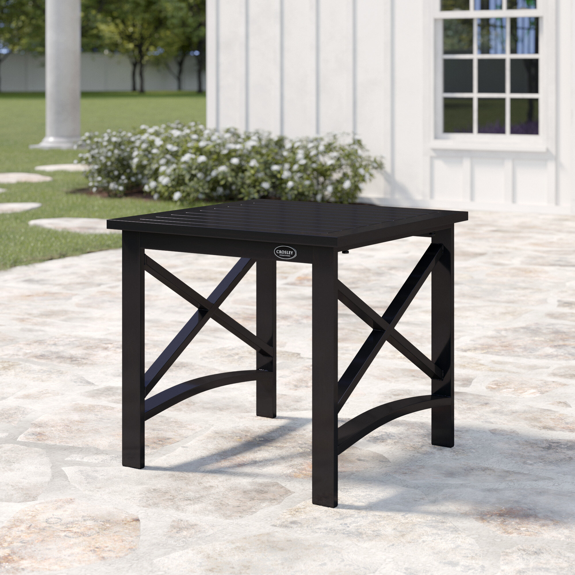 Laura Metal Side Table Reviews