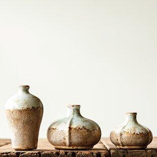 Hassinger 3 Piece Table Vase Set