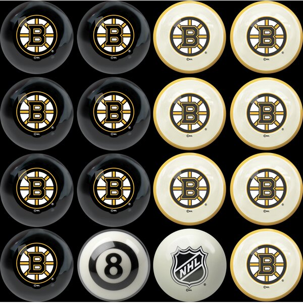 NHL Home Vs. Away Billiard Ball Set by Imperial International