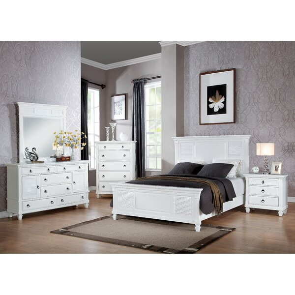 Mcnamara Panel Configurable Bedroom Set by Canora Grey