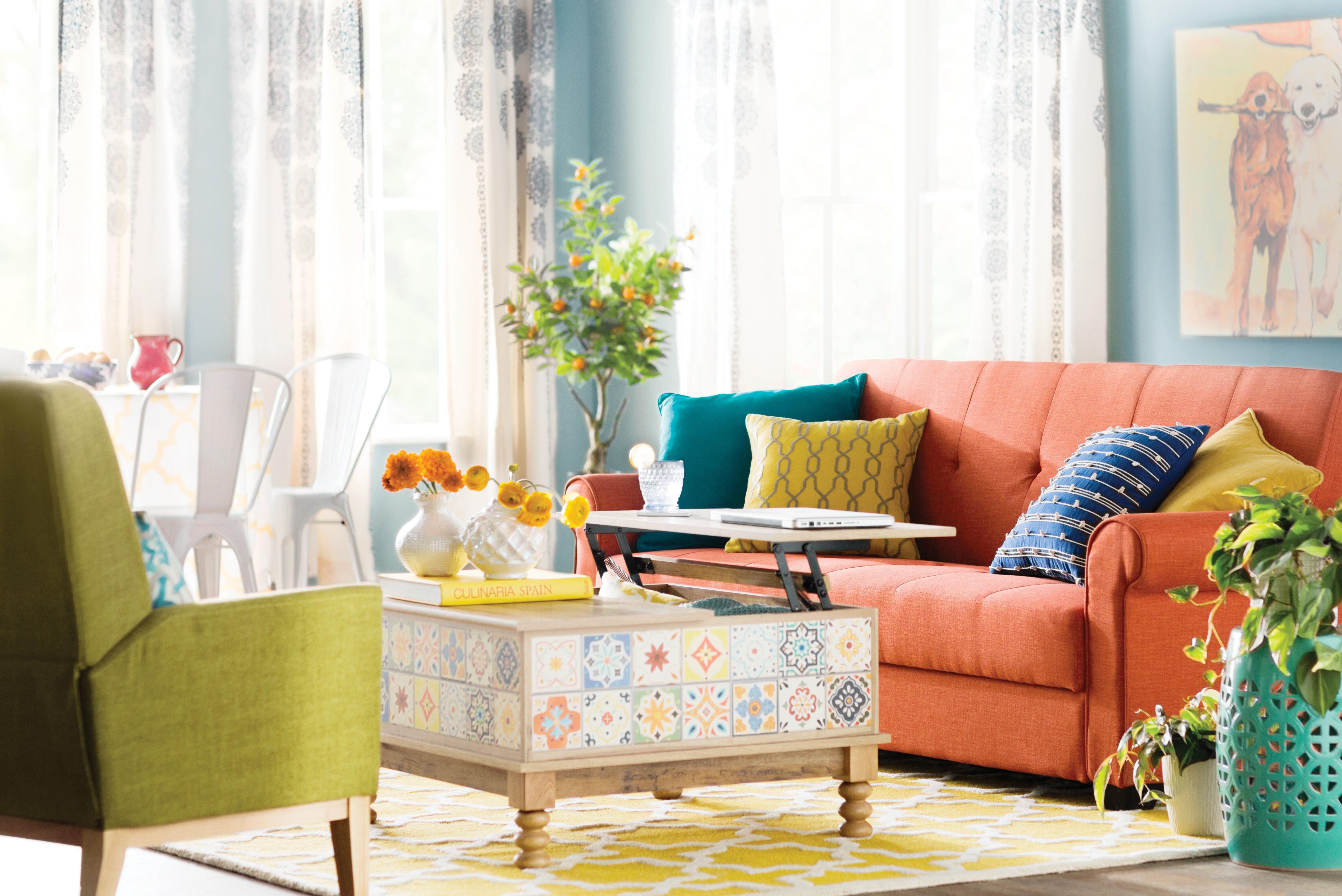 6 Space Saving Small Living Room Ideas Wayfair