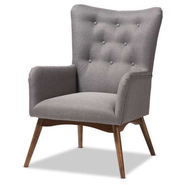 Choe Wingback Chair by George Oliver