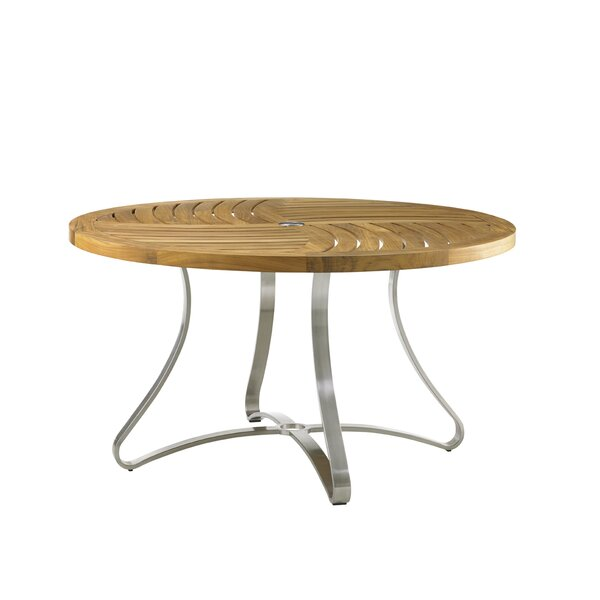 Tres Chic Teak Dining Table by Tommy Bahama Outdoor