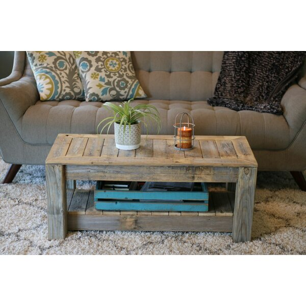 Comer Coffee Table by Millwood Pines