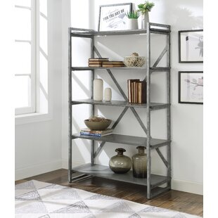 Burman Etagere Bookcase
