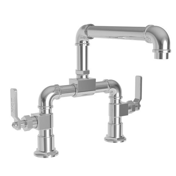 Duncan Kitchen Bridge Faucet by Newport Brass Newport Brass
