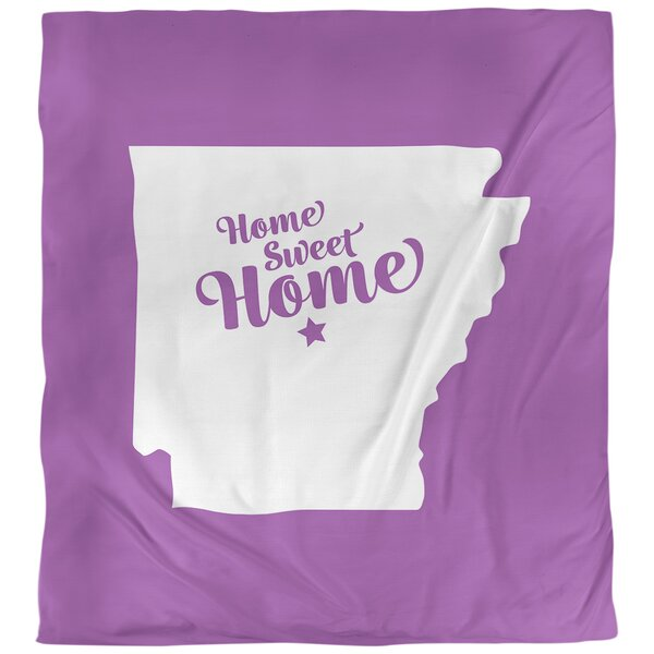 Home Sweet Little Rock Single Duvet Cover