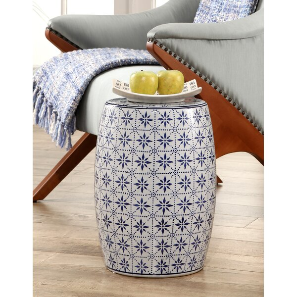 Burkhart Garden Stool by Bungalow Rose