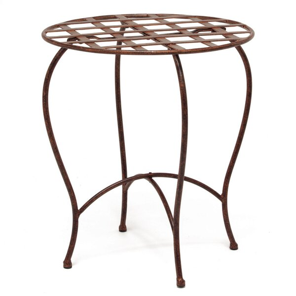 Lattice Plant Stand by Deer Park Ironworks