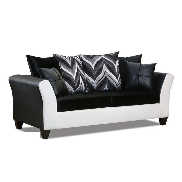 Aizley 62'' Flared Arm Sofa By Latitude Run