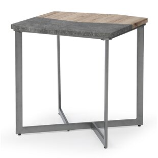 Searching for Borrero End Table ByWrought Studio