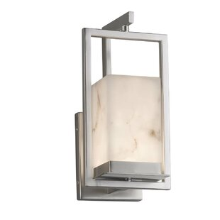 Best Choices Keyon LED Outdoor Wall Sconce By Brayden Studio