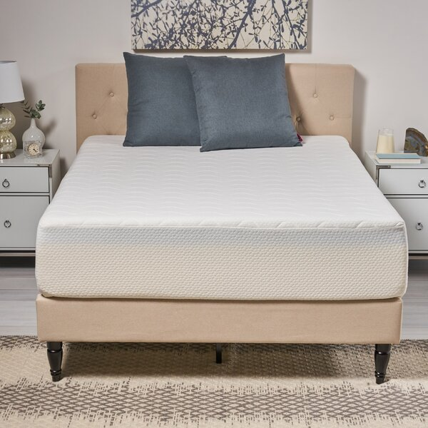 Verna 14.5 inch Firm Memory Foam Mattress by Alwyn Home