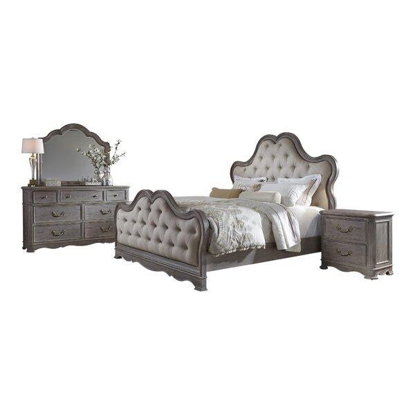 Yasmine Queen Bedroom Set by Rosdorf Park