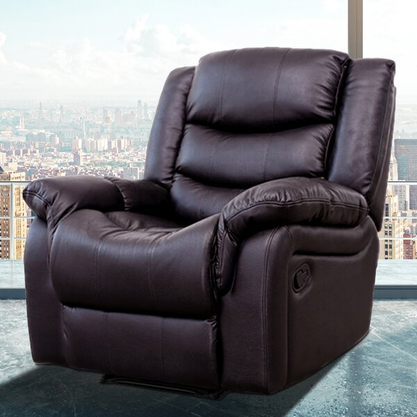 Tahoe Manual Wall Hugger Recliner by PDAE Inc.
