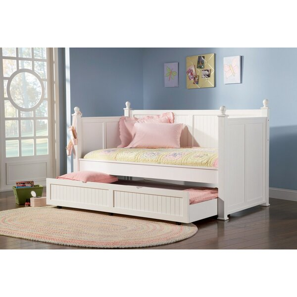 Sundquist Bed with Trundle by Harriet Bee