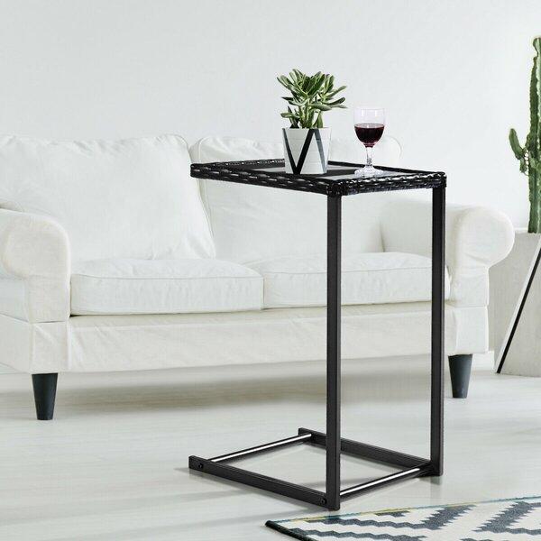 Trumbauersville Bistro Table by Ebern Designs