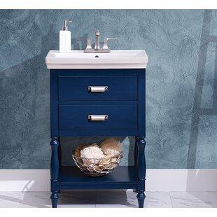 Teal Bathroom Vanity | Wayfair