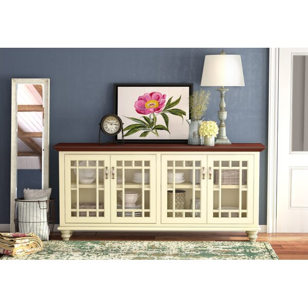 Colefax Vintage TV Stand for TVs up to 78