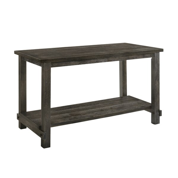 Bitting Counter Height Dining Table by Gracie Oaks