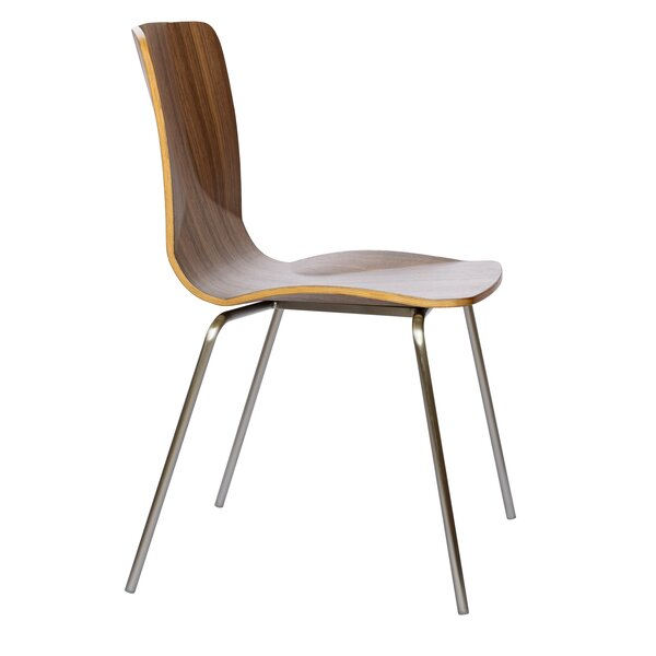 JC Armless Stacking Chair by MU Form