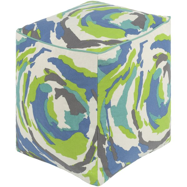 Axelle Pouf by Ebern Designs
