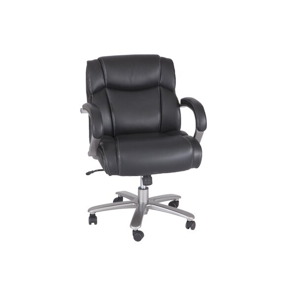 Kaylor Big and Tall Executive Chair by Symple Stuff
